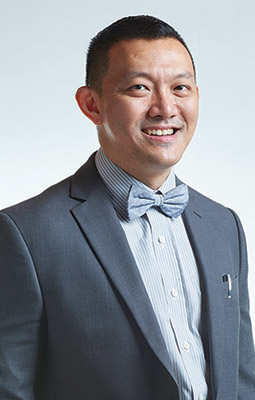 DR FABIAN LEE WEI LUEN - Clinical Oncologist